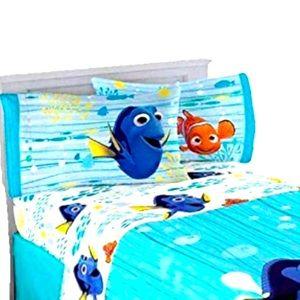Twin Disney Finding Dory sheet set